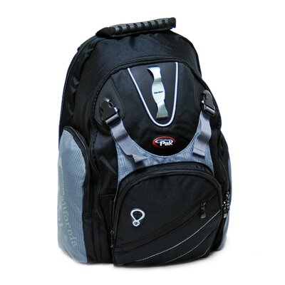 CalPak Spider Backpack with Buckle System