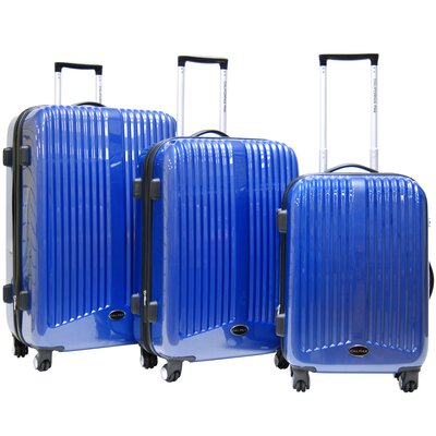 CalPak Covent 3 Piece Luggage Set