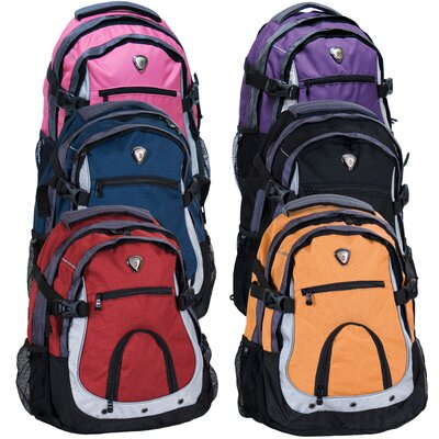 "CalPak Rally 18"" Backpack with Buckle"
