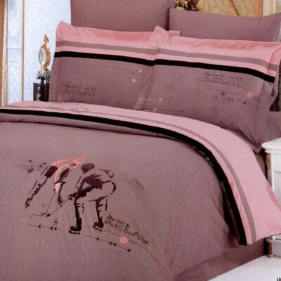 Hockey 6 Piece Full / Queen Duvet Cover Set