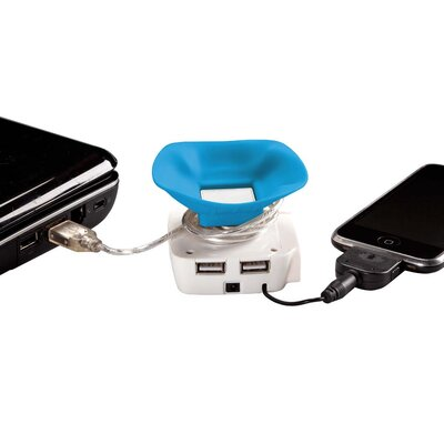 Smooth Trip USB Hub and Charger