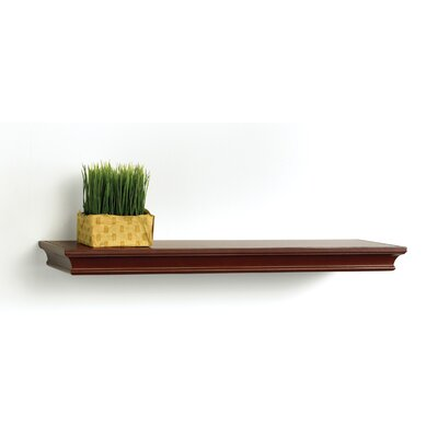 Narrow Kingston Bracketless Shelf