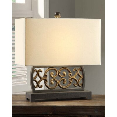Crestview Collection Anatole 1 Light Table Lamp