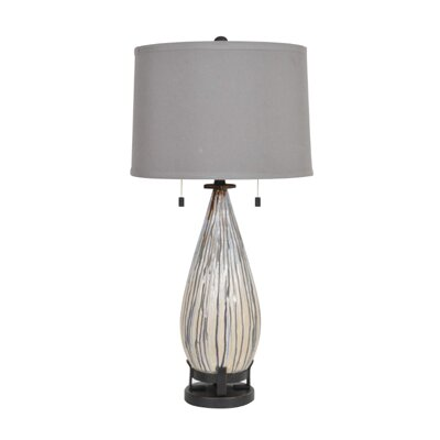 Crestview Collection Mason 1 Light Table Lamp