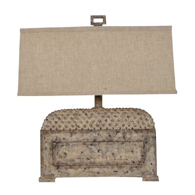 Crestview Collection Aberdeen 1 Light Table Lamp