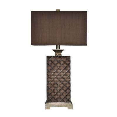 Crestview Collection Brookford 1 Light Table Lamp
