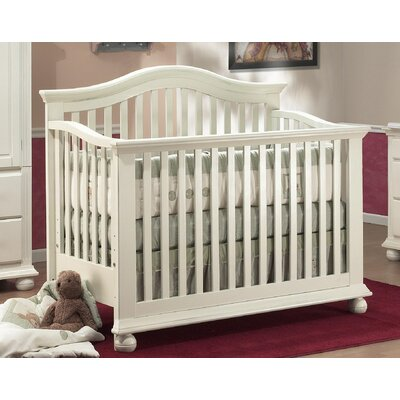 Sorelle Vista 4-in-1 Convertible Crib