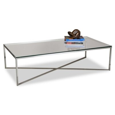 Interlude Home Cross Coffee Table