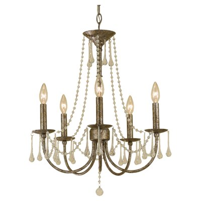 AF Lighting Tracee 5 Light Mini Chandelier