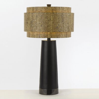 AF Lighting Candice Olson Aviva 1 Light Table Lamp