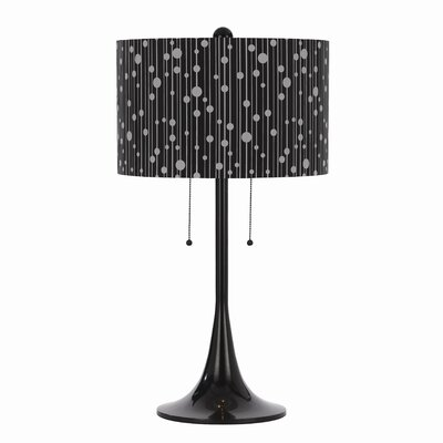 AF Lighting Candice Olson Drizzle 2 Light Table Lamp