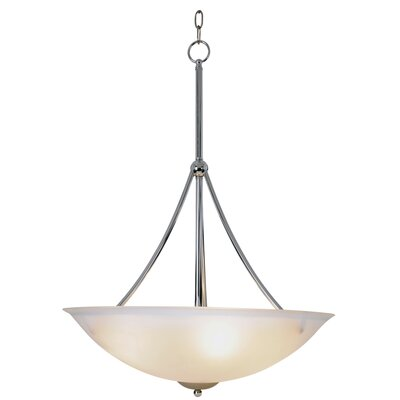 Essen 4 Light Inverted Pendant