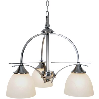 AF Lighting Durango 3 Light Mini Chandelier