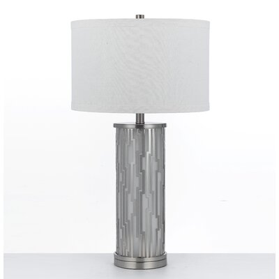 AF Lighting Candice Olson Loyd 1 Light Table Lamp