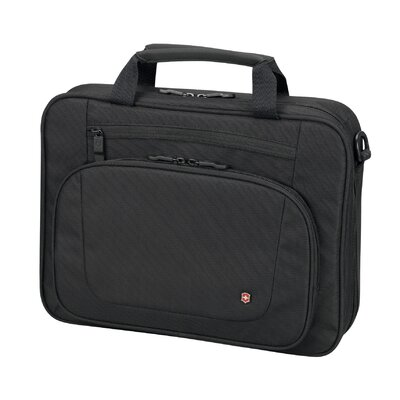Victorinox Travel Gear Lifestyle Accessories 3.0 Small Slimline Laptop Carrier in Black
