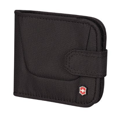 Victorinox Travel Gear Lifestyle Accessories 3.0 Bi-Fold Wallet in Black