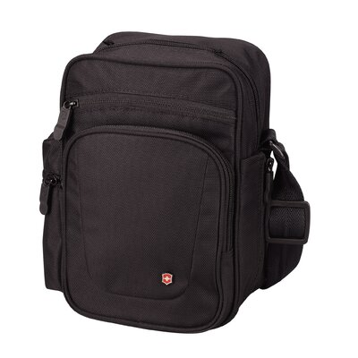 Lifestyle Accessories 3.0 Vertical Travel Companion Shoulder Bag