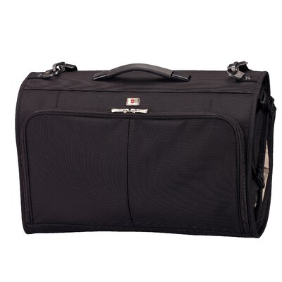 Victorinox Travel Gear Mobilizer NXT® 5.0 Paratrooper Garment Bag in Black