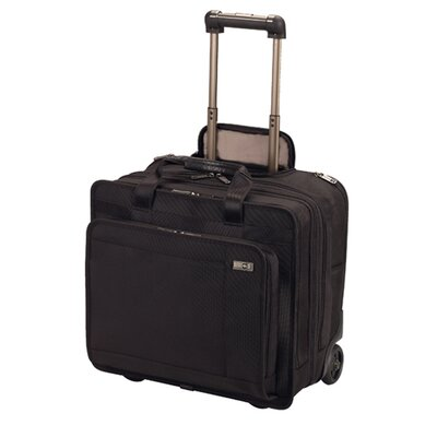 "Victorinox Travel Gear Architecture® 3.0 Rolling Trevi 15.6"" Expandable Wheeled Laptop Case in Black"