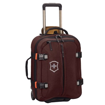 "Victorinox Travel Gear CH-97 2.0 20.5"" Rolling Carry On"