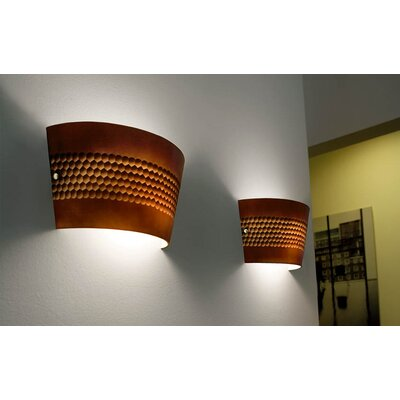 MuranoLuce Alias 1 Light Wall Sconce