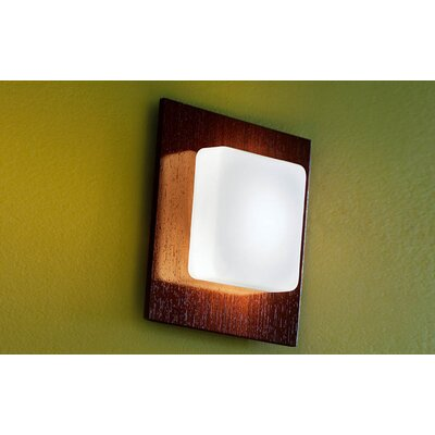 Murano Luce Square Wall Sconce