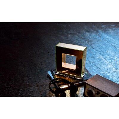 "Murano Luce BOX 8.66"" H Table Lamp"
