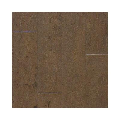 "US Floors Almada Nevoa 4-1/8"" Engineered Locking Cork Flooring in Terra"