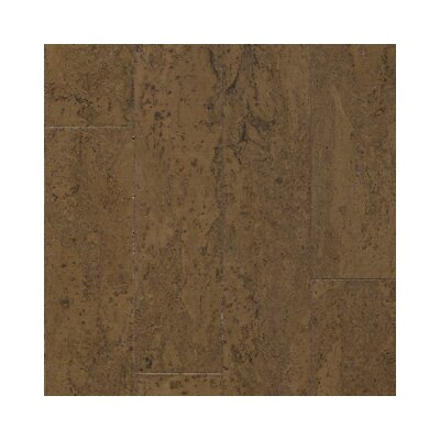 "US Floors Almada Nevoa 4-1/8"" Engineered Locking Cork Flooring in Coco"