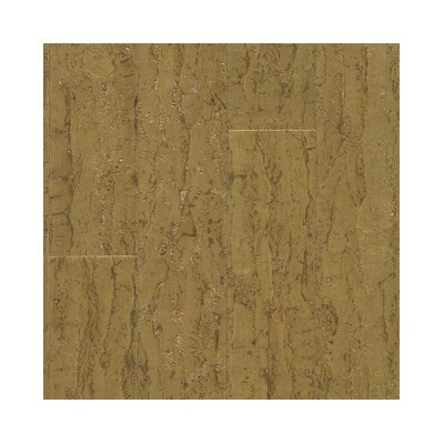 "US Floors Almada Tira 4-1/8"" Engineered Locking Cork Flooring in Sela"