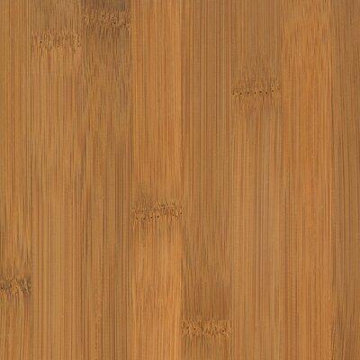 "US Floors Glueless Locking 5-1/4"" Engineered Bamboo Flooring in Horizontal Spice"