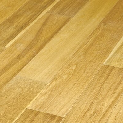 "US Floors Navarre 7-1/2"" Smooth Engineered Oak Flooring in Gallan"