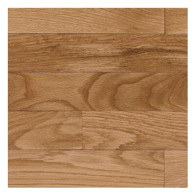 "Columbia Flooring Washington 3-1/4"" Solid Hardwood Oak Flooring in Toffee"