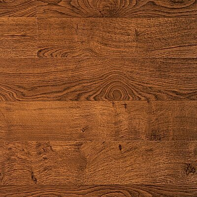 Columbia Flooring Traditional Clicette 7mm Oak Laminate in Washington Oak Autumn