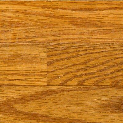Clic xtra 8mm oak laminate in berry hill honey wayfair for Columbia classic clic laminate flooring