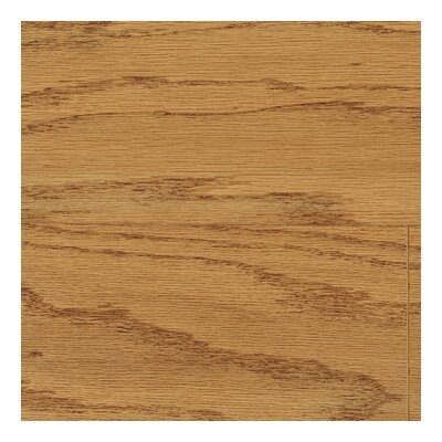 "Columbia Flooring Livingston 5"" Engineered Hardwood Red Oak Flooring in Honey"
