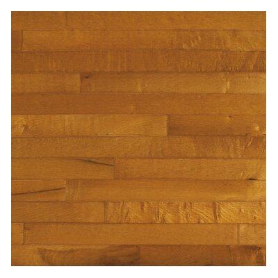 "Columbia Flooring Jefferson 5"" Solid Hardwood Maple Flooring in Rust"