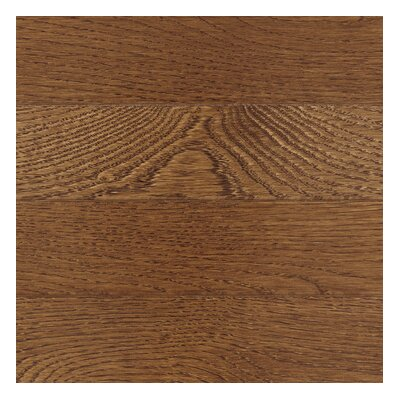"Columbia Flooring Congress 2-1/4"" Solid Hardwood White Oak Flooring in Java"