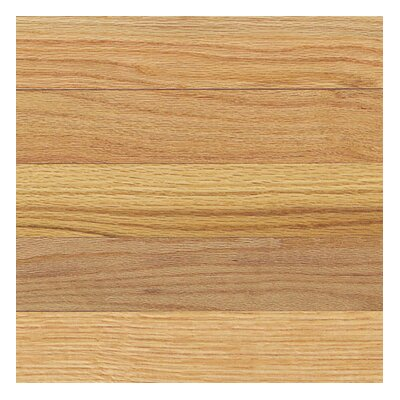 "Columbia Flooring Washington 3-1/4"" Solid Hardwood Red Oak Flooring in Natural"