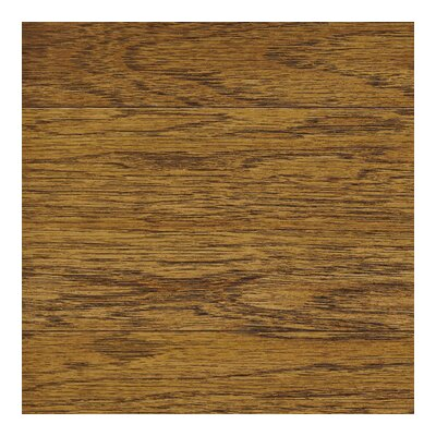 "Columbia Flooring Chase 5"" Engineered Hickory Flooring in Leather"