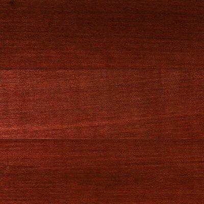"Columbia Flooring Wilson 3"" Engineered Hardwood Maple Flooring in Garnett"
