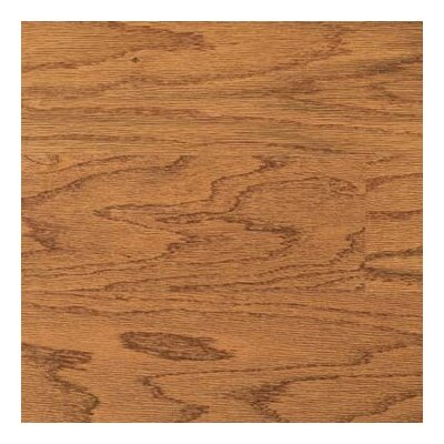"Columbia Flooring Harrison 5"" Engineered Hardwood Red Oak Flooring in Honey"