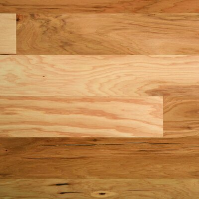"Columbia Flooring Silverton 5"" Engineered Hardwood Hickory in Sunset"