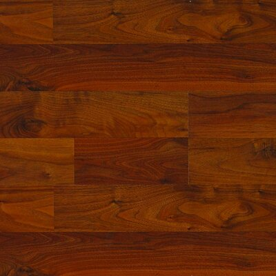 Traditional Clicette 7mm Walnut Laminate in Oregon Walnut Fog