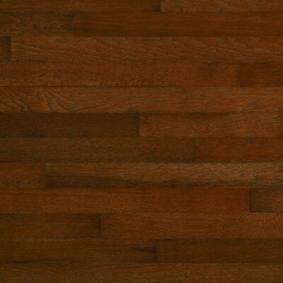 "Columbia Flooring Monroe 5"" Solid Hardwood Hickory Flooring in Mocha"