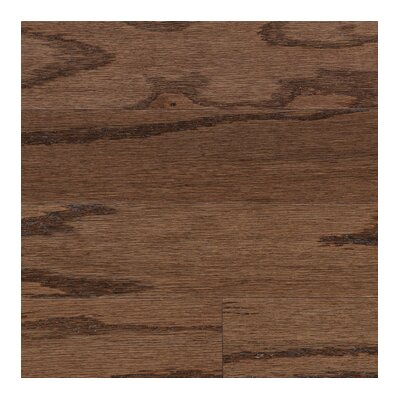 "Columbia Flooring Augusta 5"" Engineered Red Oak Flooring in Barrel"