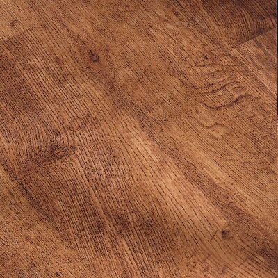 Columbia Flooring Columbia Clic 8mm Cherry Laminate in Old Oak Place Cherry