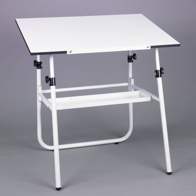 Studio Designs Ultima Fold-a-Way Laminate Drafting Table