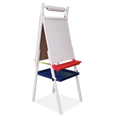Studio Designs Kids Storage Easel with Paper Roll (Pack of 2)