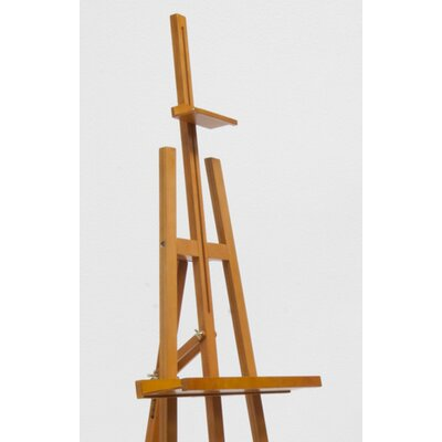 "Studio Designs Museum 73.75"" Easel in Natural"